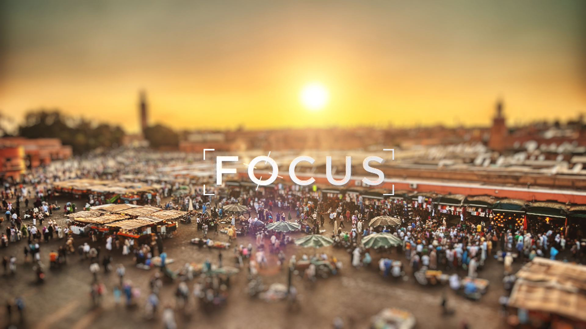 In depth analysis of an event or current affairs issue that adopts a flexible approach to storytelling to suit  the subject.. ​Our Focus team cover subjects as diverse as a major business forum ​to the latest news  report on renewable energy, sustainable development, infrastructure and much more.​