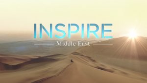 Inspire Middle East showcases new voices, cutting-edge innovation and vibrant storytelling from across the business and cultural spectrum, connecting people in the MENA region with those around the world.